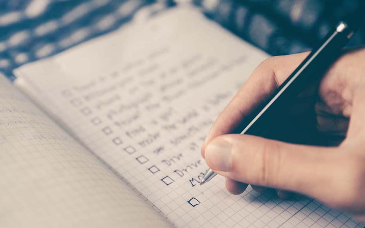 Motivacija bez plana ne vredi – evo kako napraviti plan mršavljenja