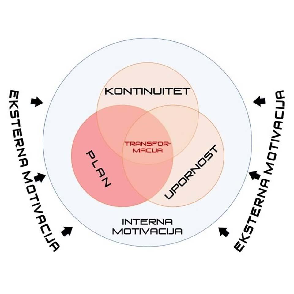 motivacija i plan grafikon